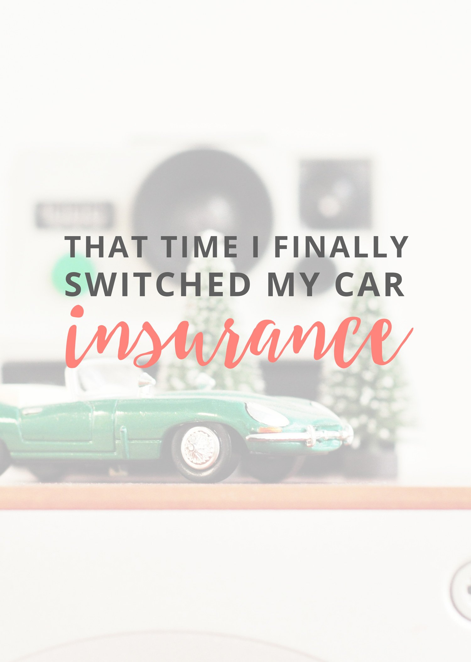 How To Switch Car Insurance Providers