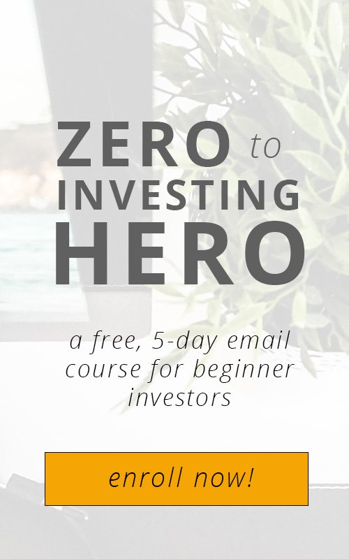 Grab a free five-day investing course, delivered right to your inbox.
