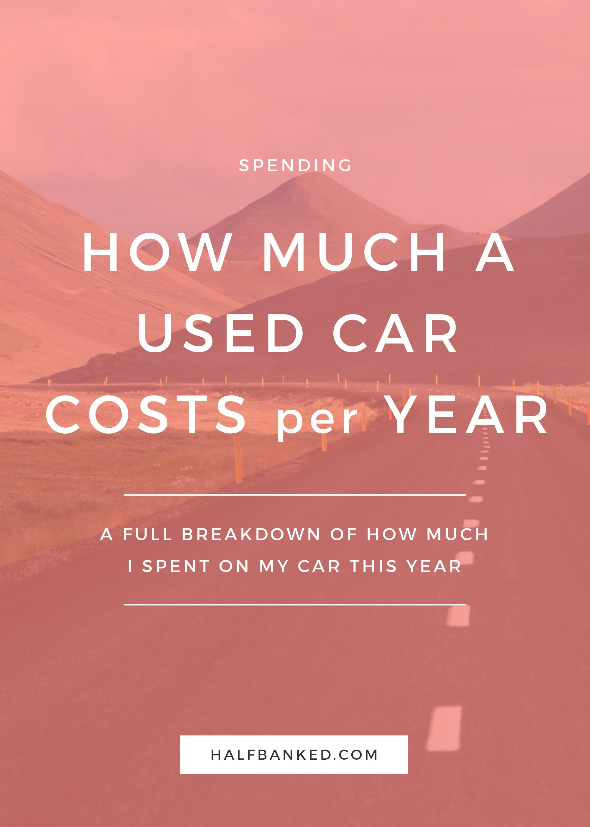 The real deal behind how much a (used) car costs to own per year.