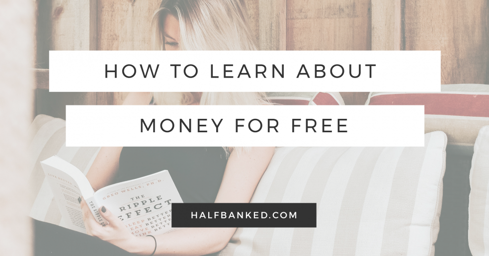Five ways to learn about your money for free