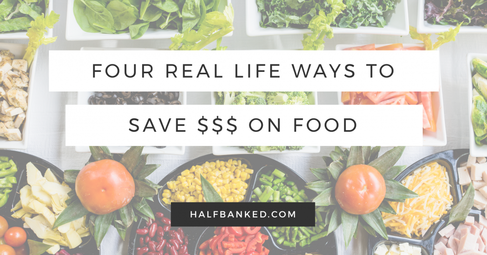 Yes, you can save money on food, and no, it isn't all about giving up everything you like to eat.