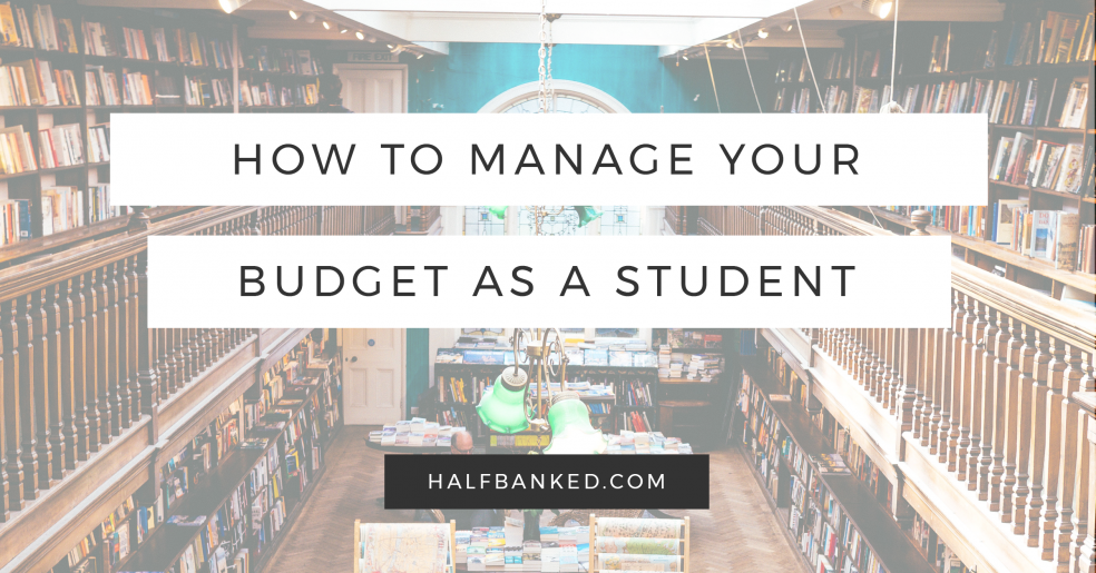 How to budget as a student, even with a variable income