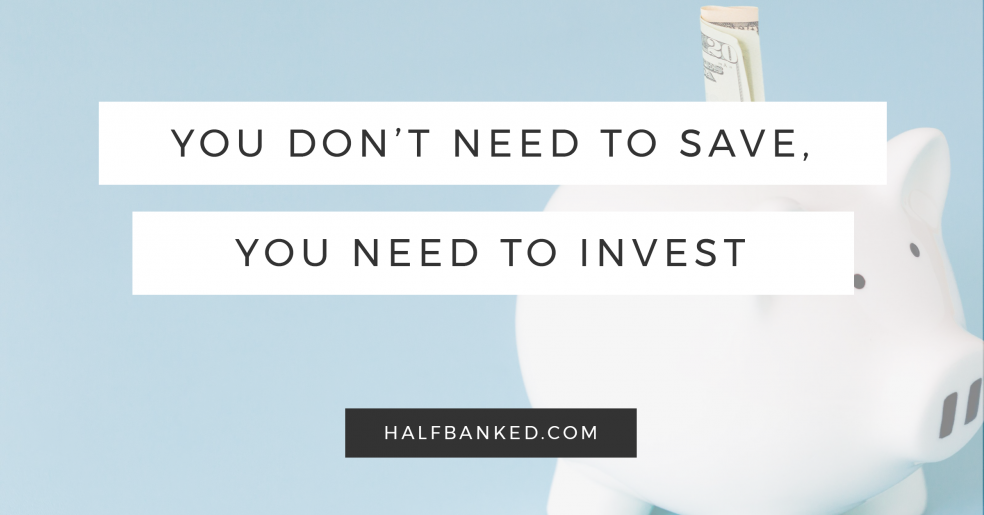 You don't need to save that much for retirement - if you do this one thing.
