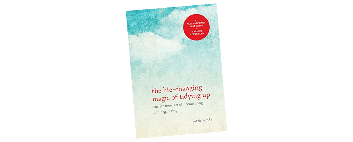 Book: The Life Changing Magic of Tidying Up