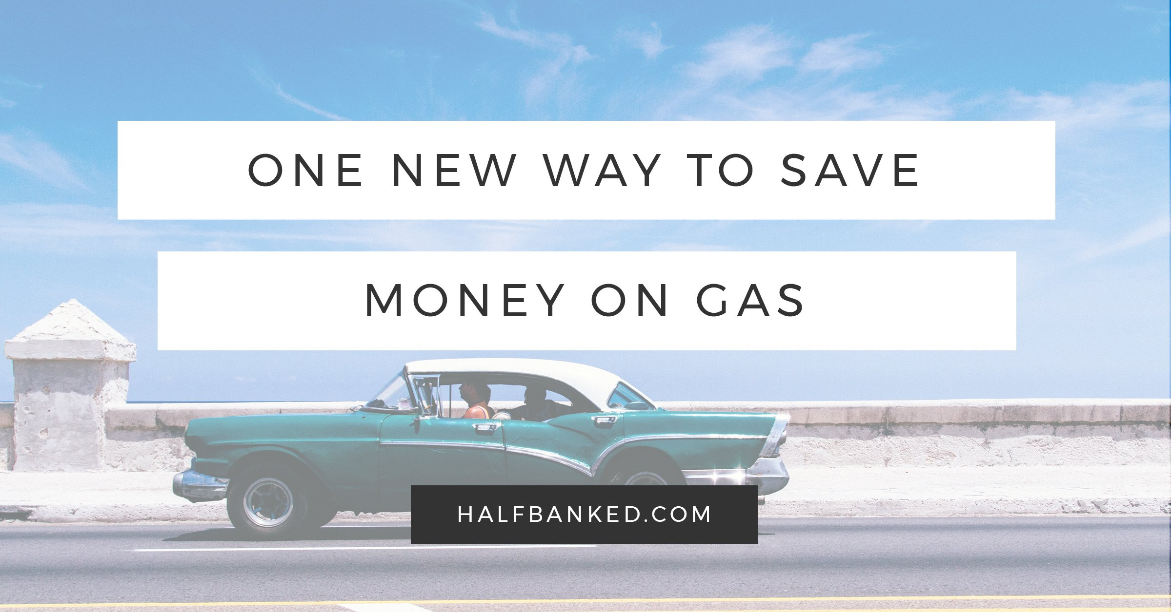 How to Save Money on Gas in Canada (With Your Existing Cards)