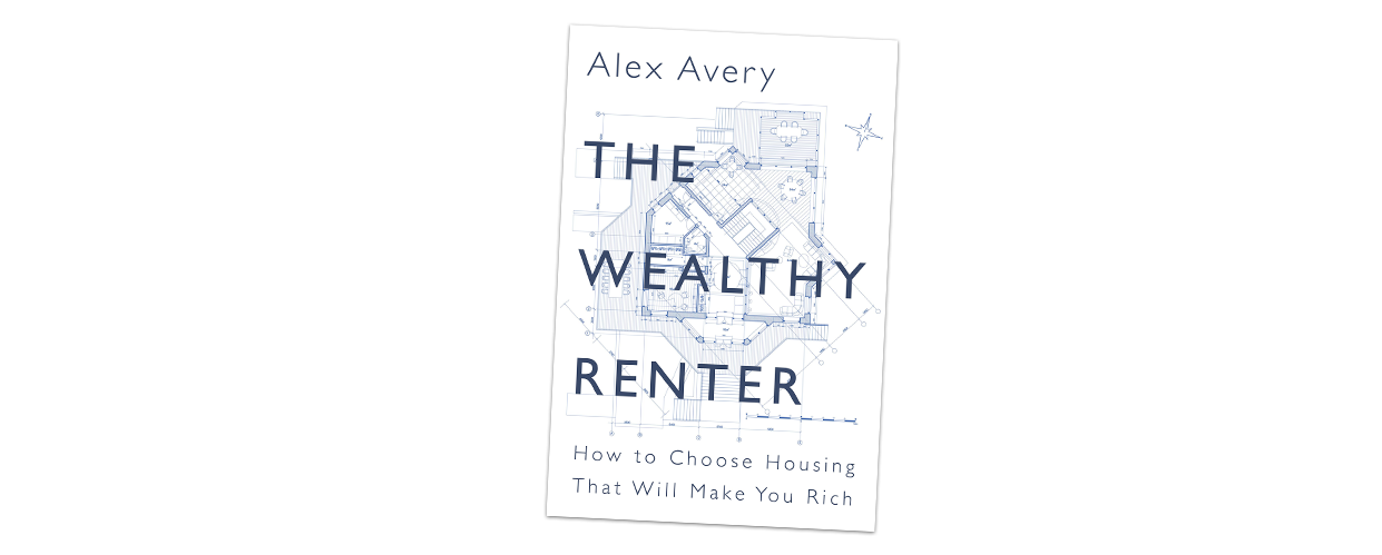 This is a great book to give to any committed renters in your life,