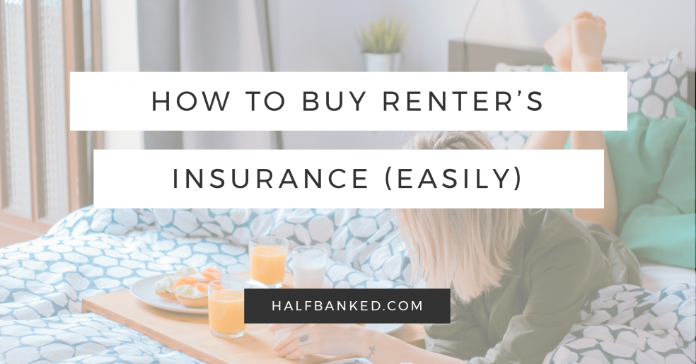 How to buy renter's insurance (also known as tenant's insurance) in under five minutes