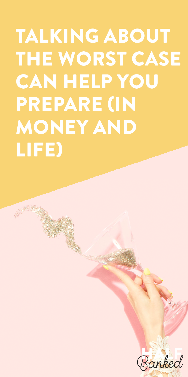 Preparing for the worst can help you handle it if it happens—and this post features two organizations who make it way easier for people like me+ you to do both.